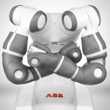 ABB introduces YuMi, World's First Truly Collaborative Dual-arm Robot