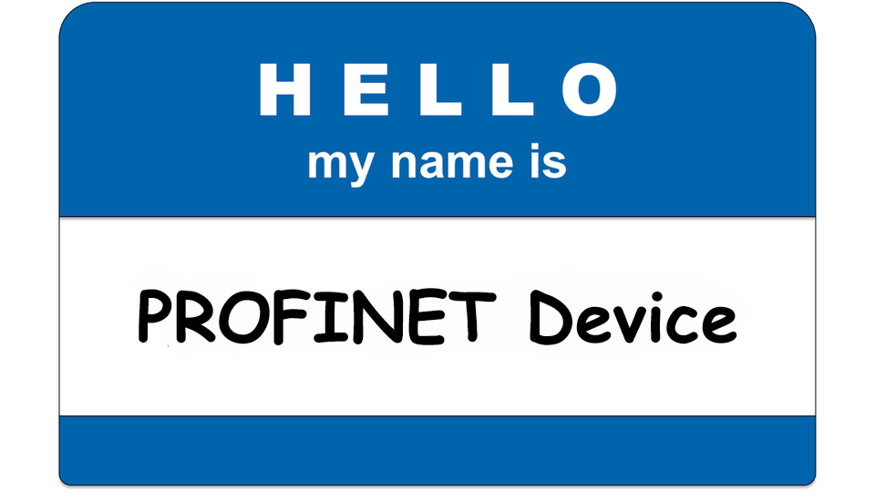 What's in a (PROFINET Device) name?