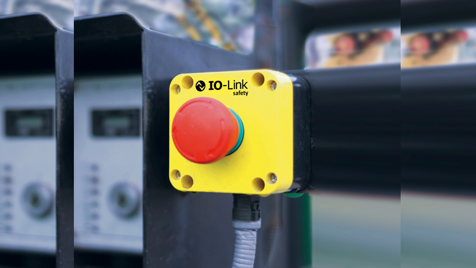 IO-Link Safety Specification Released